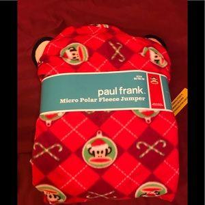 Paul Frank onesie/jumpsuit